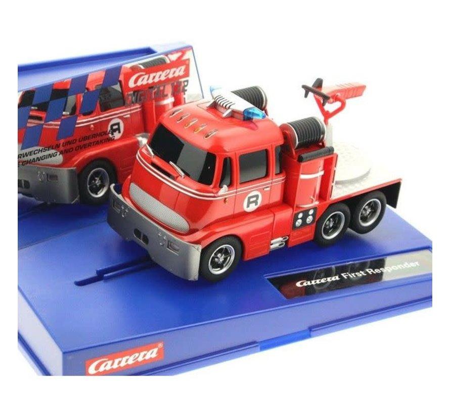 Carrera : DIG132 Carrera First Responder