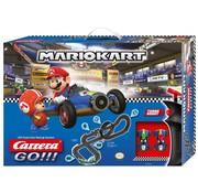 CARRERA CAR-62492 - Carrera : GO Mario Kart 8, Mach 8 Mario & Luigi Set, 1/43