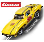 """CARRERA CAR-30906 - Carrera : DIG132  Chevrolet Corvette Sting Ray """"No.35"""","""