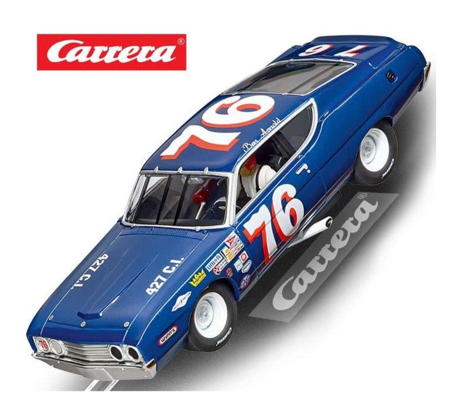 "Carrera : DIG132 Ford Torino Talladega ""No.76"", 1970"