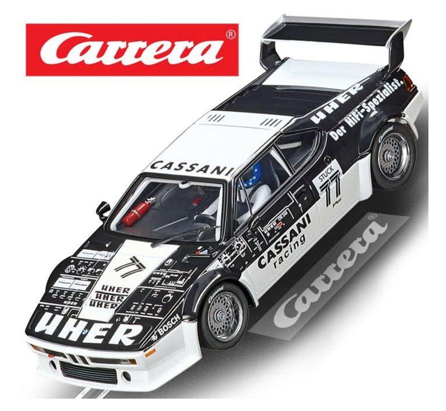 """Carrera : DIG132 BMW M1 Procar """"Cassani Racing No.77"""" 1979"""