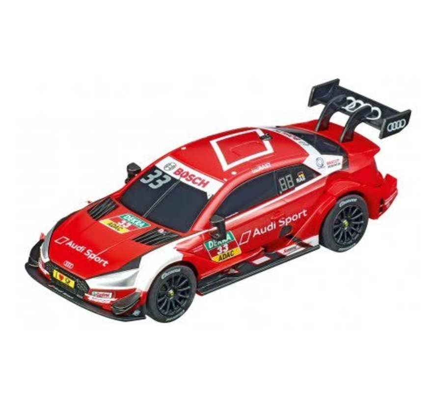 "Carrera : GO Audi RS 5 DTM ""R.Rast, No.33"""