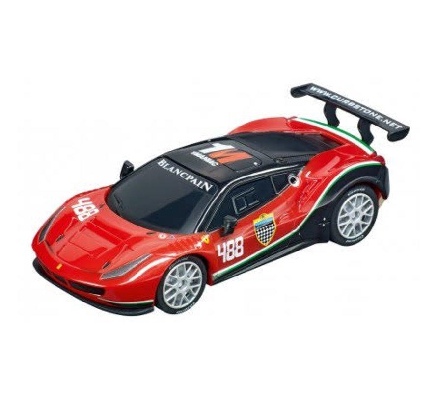 """Carrera : GO Ferrari 488 GT3 """"AF Corse, No.488"""""""