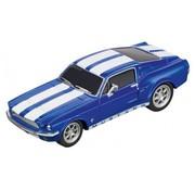 CARRERA Carrera : GO Ford Mustang '67, Racing Blue