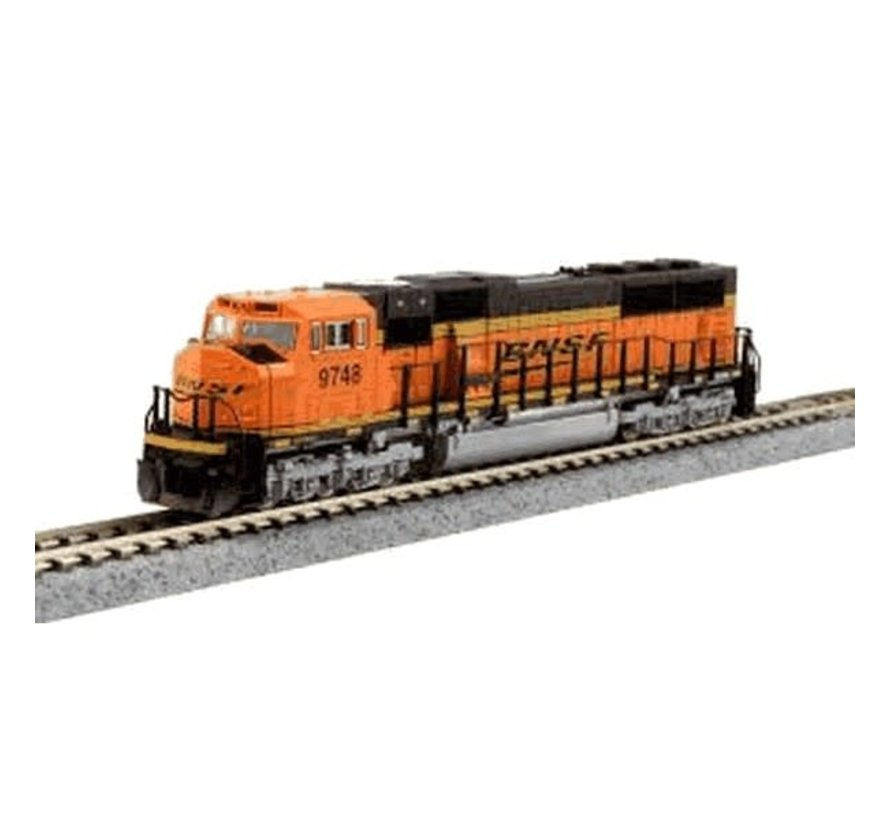 Kato : N BNSF SD70MAC #9748