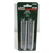 KATO KAT-20020 - Kato : N Track 124mm Straight