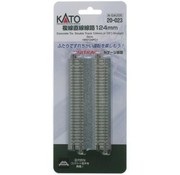 KATO KAT-20023 - Kato : N Track Concrete 124mm Straight