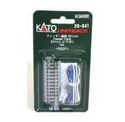 KATO KAT-20041 - Kato : N Track 62mm Feeder