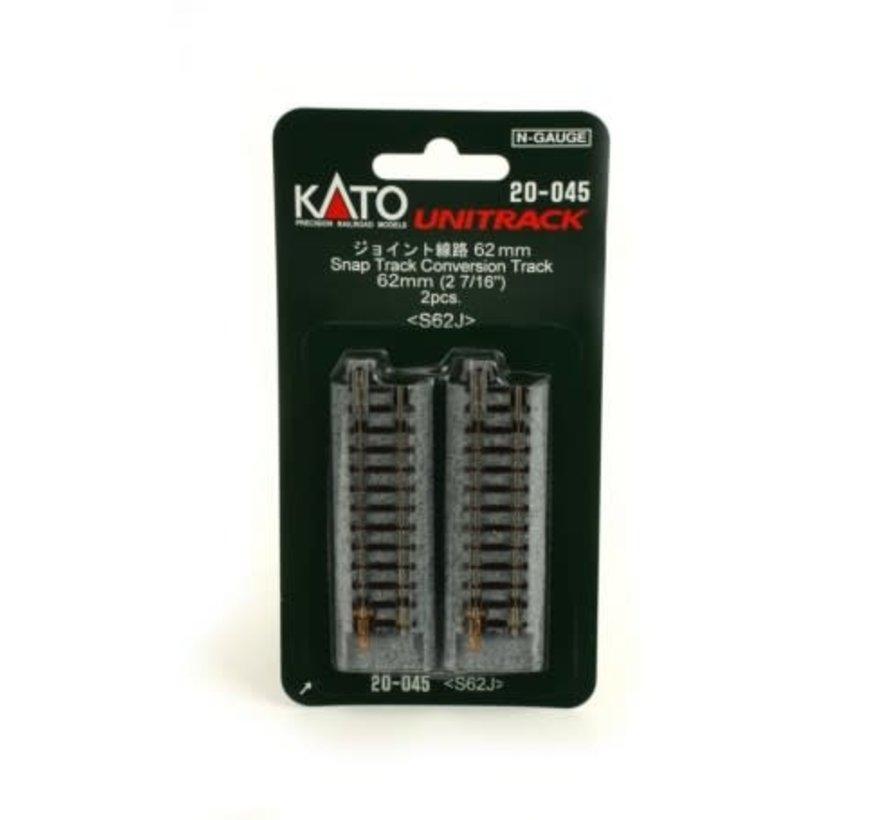 Kato : N Snap Track Conversion