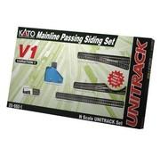 KATO KAT-208-601 - Kato : N Track V1 Mainline Passing Siding
