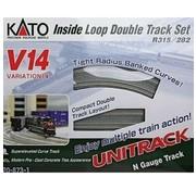 KATO KAT-208-73 - Kato : N Track V14 Double Track Inner Loop