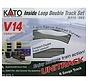 Kato : N Track V14 Double Track Inner Loop