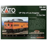 KATO KAT-106-087 - Kato : N UP City of Los Angeles 11-car set