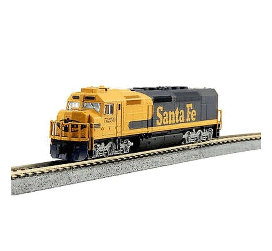 Kato : N SF SDP40F Diesel #5250 DCC
