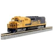 KATO KAT-176-9212-DCC - Kato : N SF SDP40F Diesel #5253 DCC