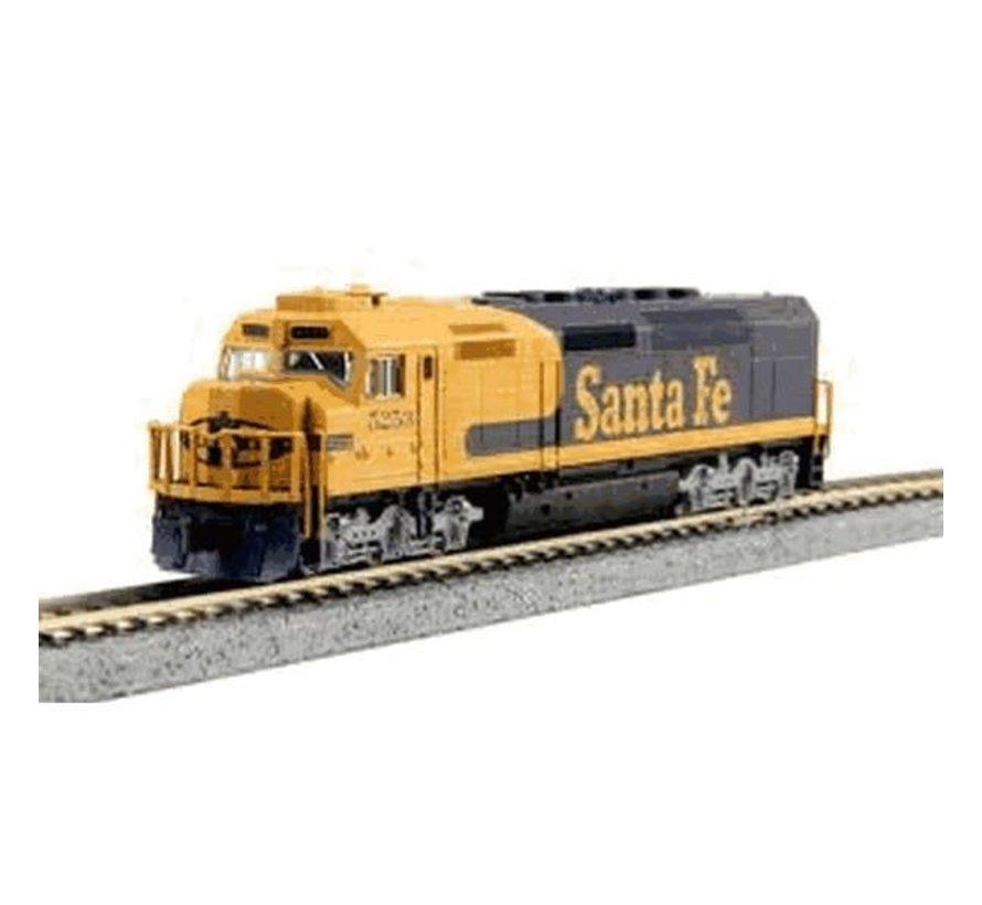 Kato : N SF SDP40F Diesel #5253 DCC