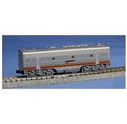 KATO Kato : N F7B Diesel SF Super Chief w/DCC