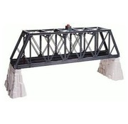 LIONEL LNL-6-12772 - Lionel : O Truss Bridge with Flashers