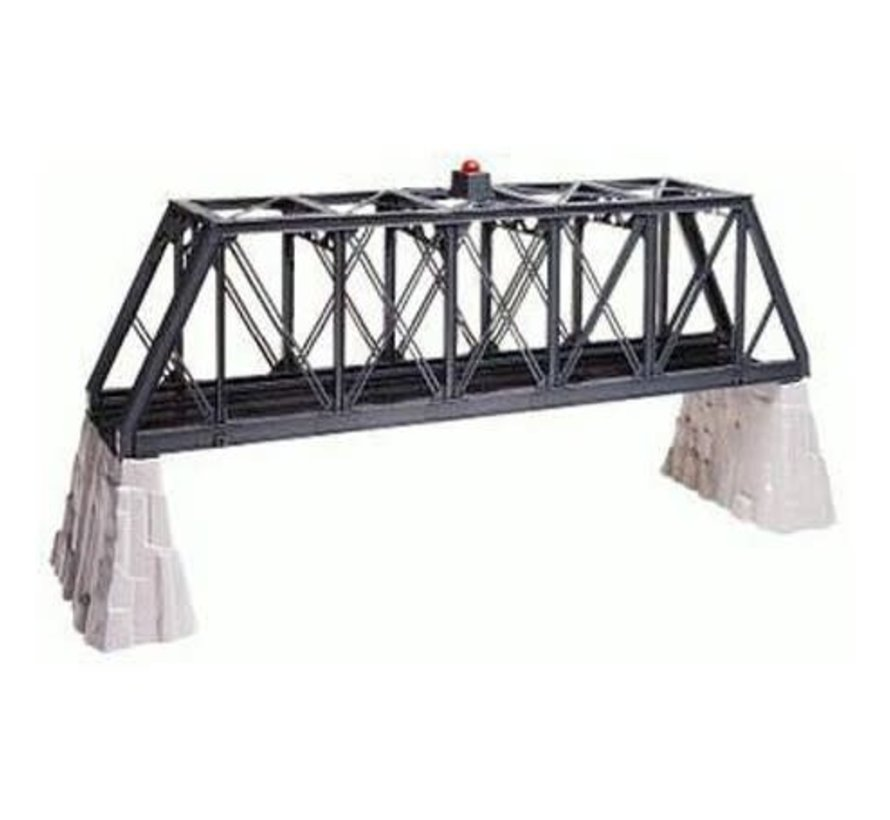 Lionel : O Truss Bridge with Flashers