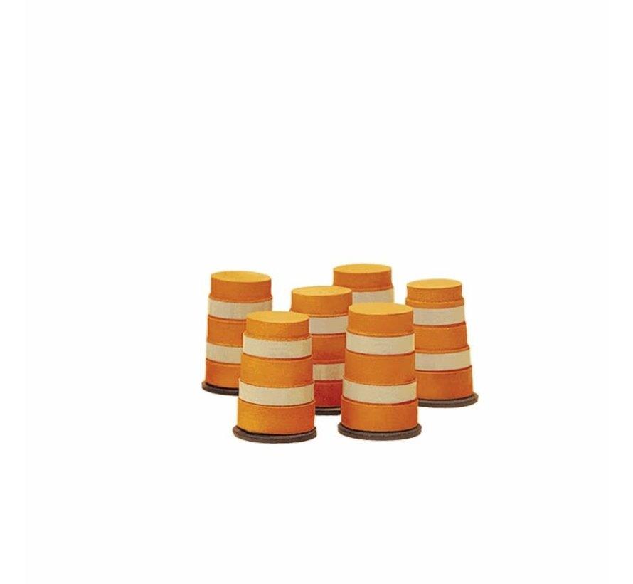Lionel : O Highway Barrels