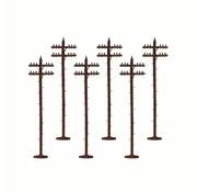 LIONEL LNL-6-37851 - Lionel : O Telephone Poles