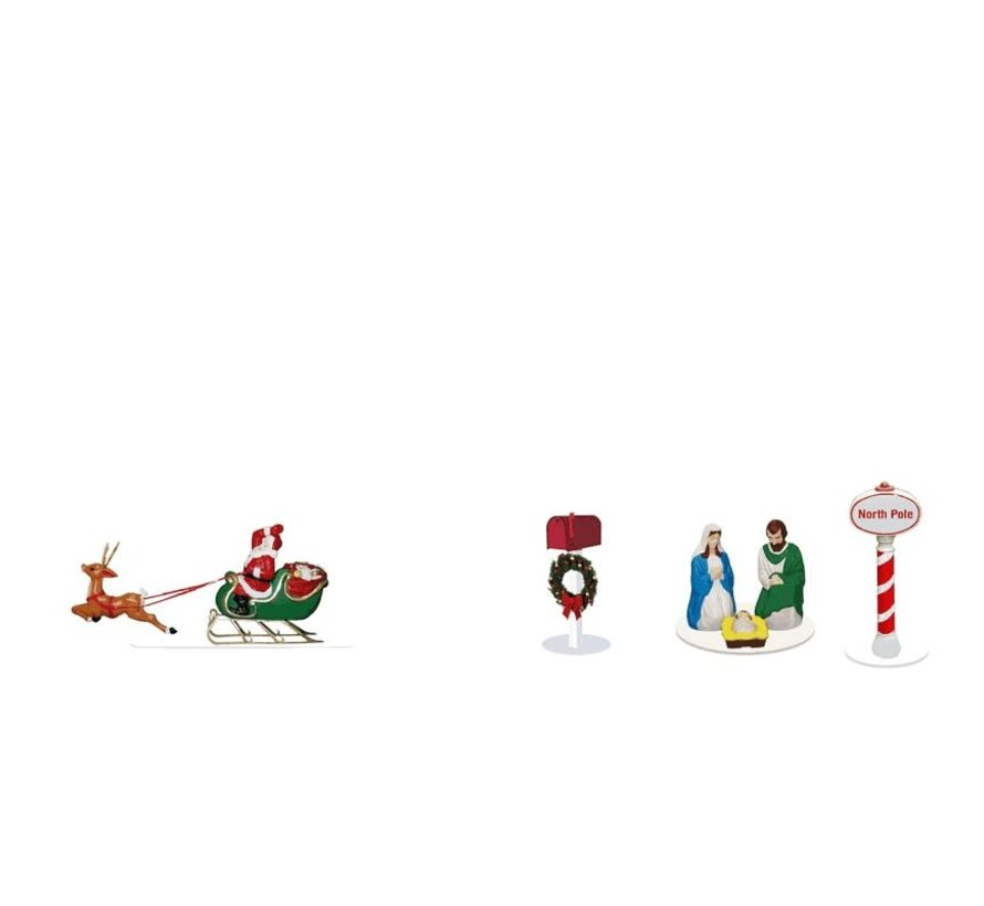 Lionel : O Christmas Figure