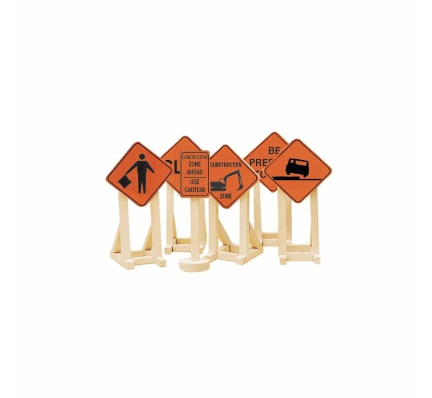 Lionel : O Construction Zone Sign #2