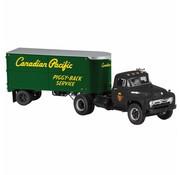LIONEL LNL-6-81904 - Lionel : O CP Tractor/ Trailer