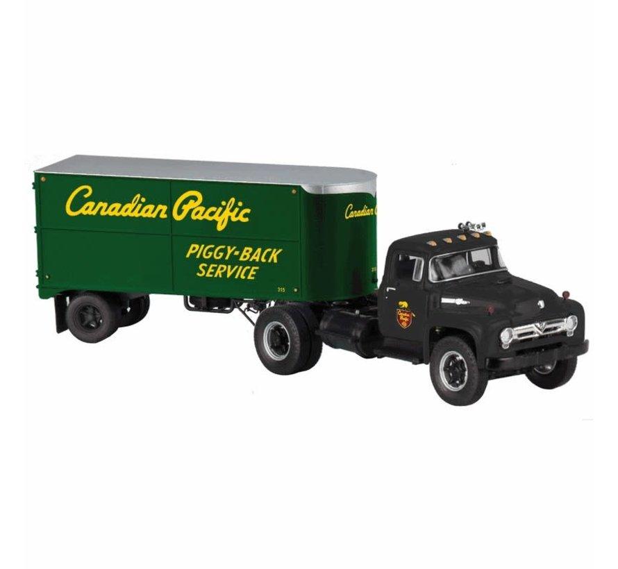 Lionel : O CP Tractor/ Trailer