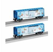 LIONEL LNL-6-83925 - Lionel : O Frosty Boxcar