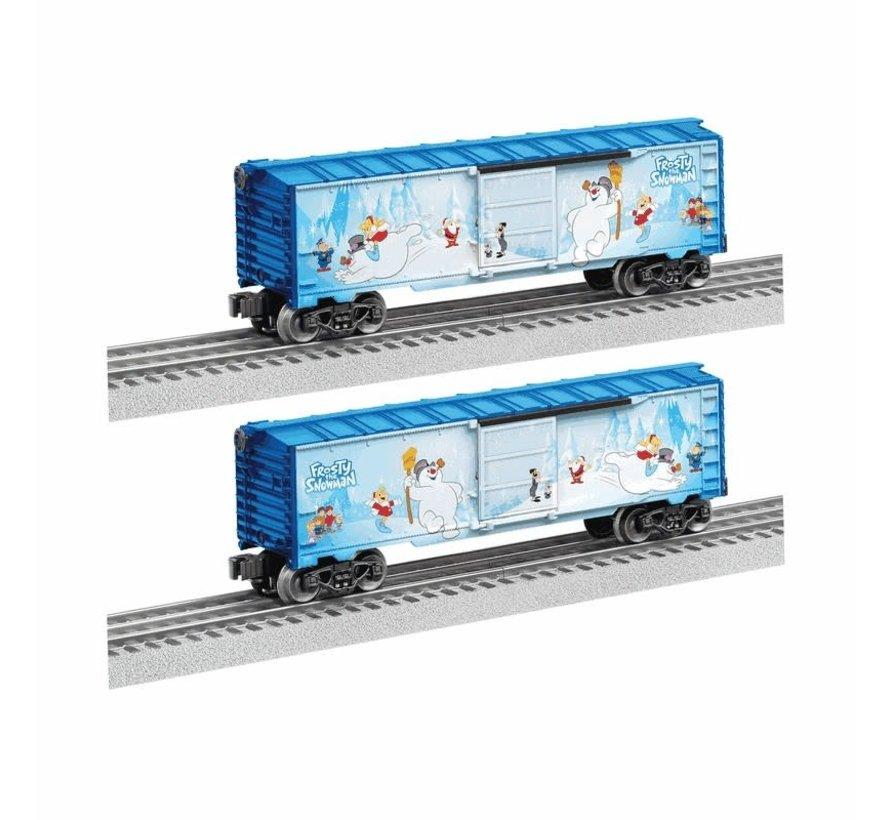 Lionel : O Frosty Boxcar