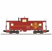 LIONEL LNL-6-84129 - Lionel : O SF Caboose