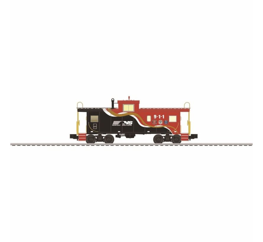 Lionel : O NS First Wide Vision Caboose