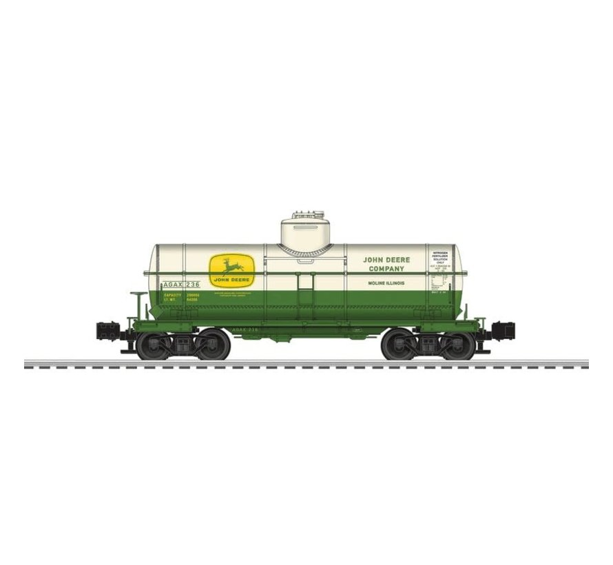 Lionel : O 8000g Tank Car John Deere