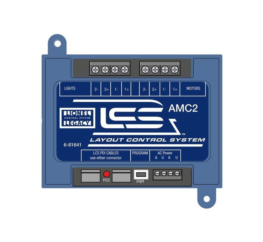 Lionel : O LCS AMC-2 Motor Controller