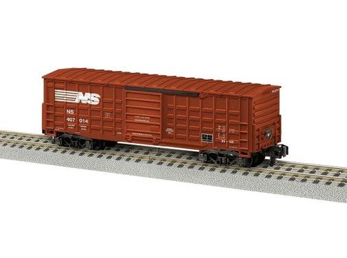 LIONEL LNL-6-44080 - Lionel : S NS Waffle-Side Box Car