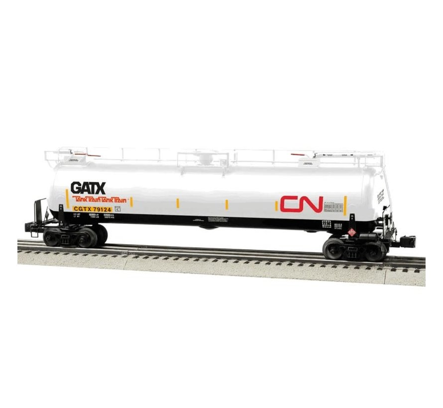 Lionel : O CN Tank Train Car #4