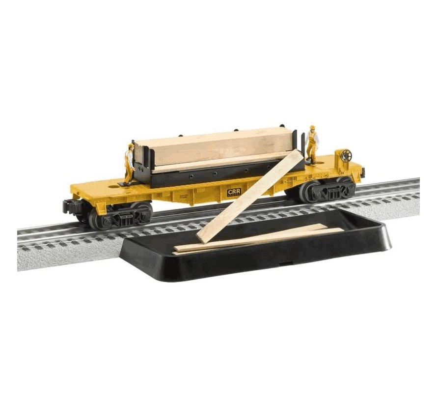 Lionel : O Moe & Joe Lumber Car