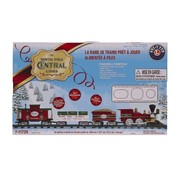LIONEL LNL-7-11729 - Lionel : RtP North Pole Central Ready-to-Play Freight Set