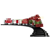LIONEL LNL-7-11915 - Lionel : RtP Home For The Holiday Ready-To-Play Set (Batteries)