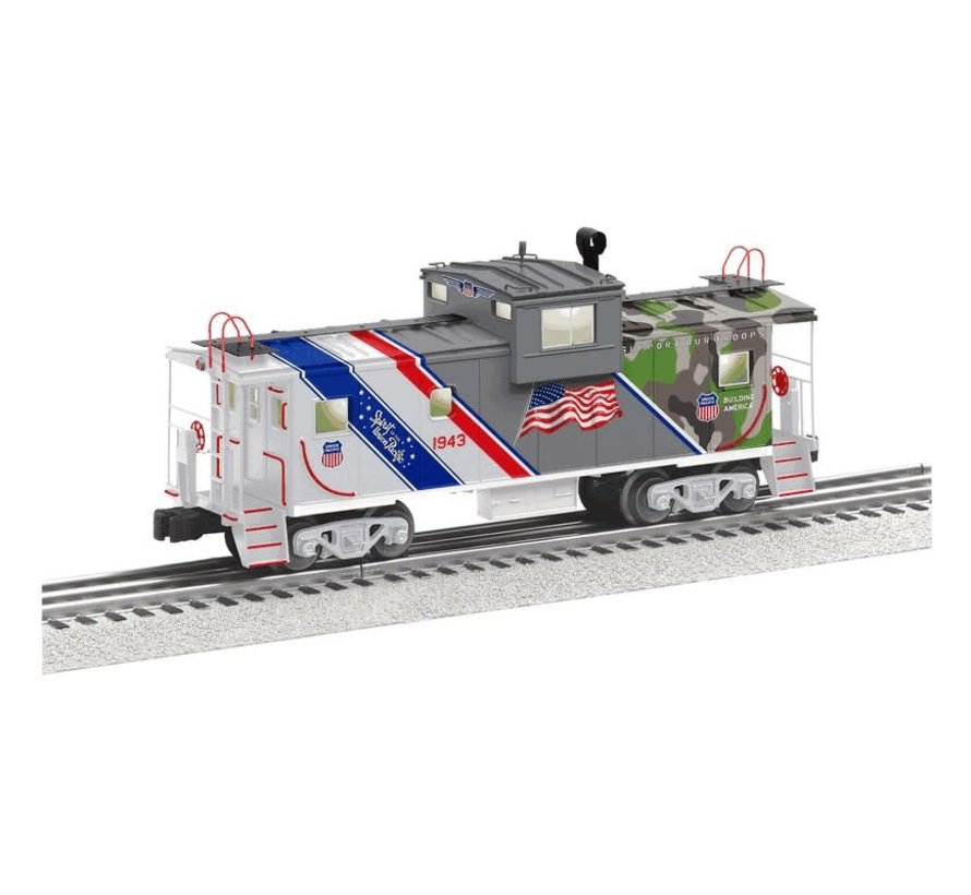Lionel : O UP Wide Vision Caboose