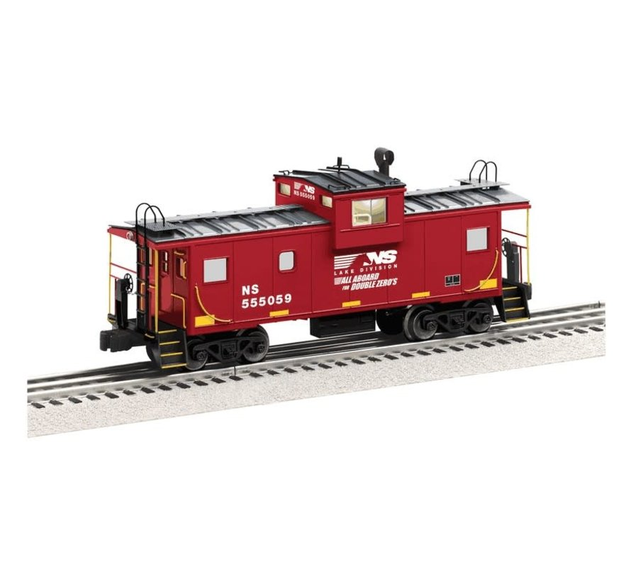 Lionel : O NS Wide Vision Caboose w/camera