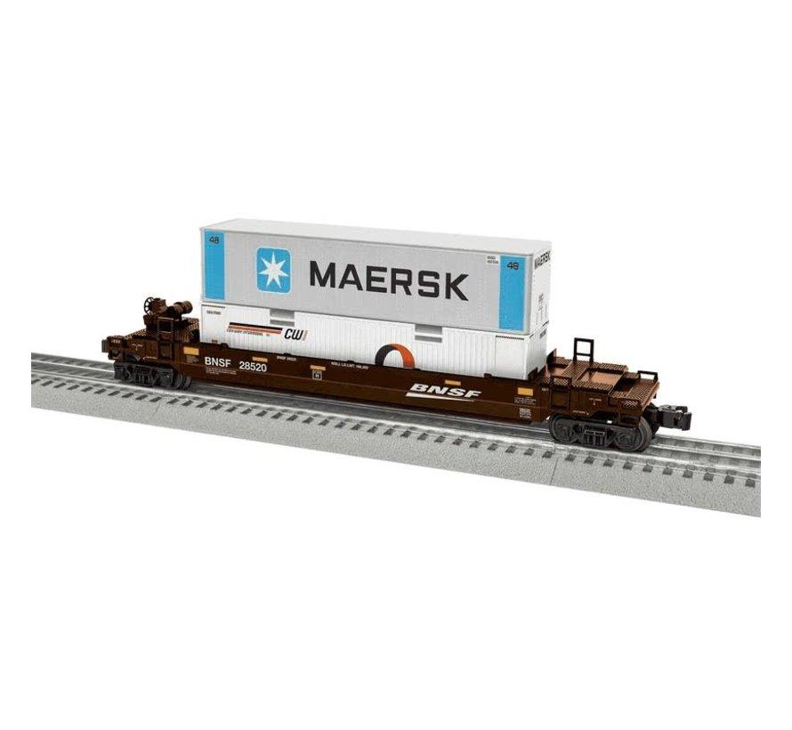 Lionel : O BNSF Maxi Stack