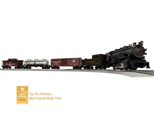 LIONEL LNL-6-83984 - Lionel : O PRR Flyer 080 Steam SET
