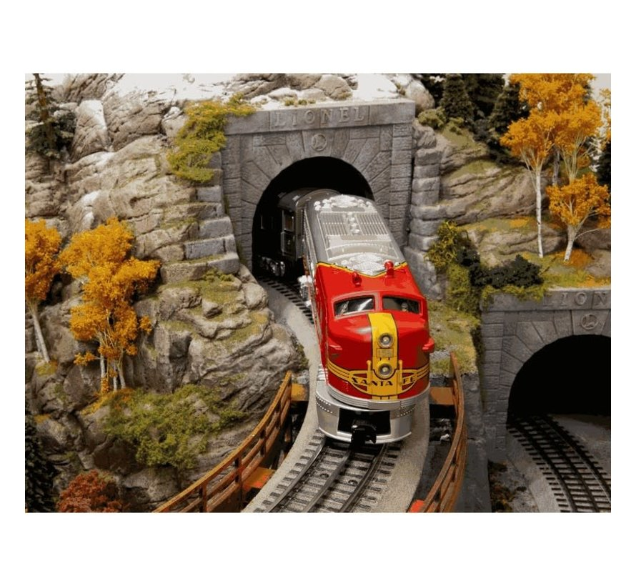 Lionel : O Super Chief LionChief Set