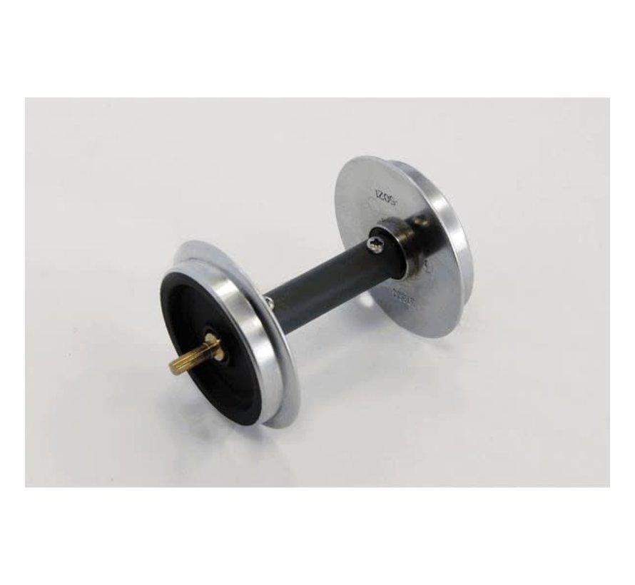 PIKO : G Metal Wheel 35mm w/ Pickup