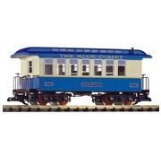 PIKO PIKO-38620 - PIKO : G Blue Comet Coach