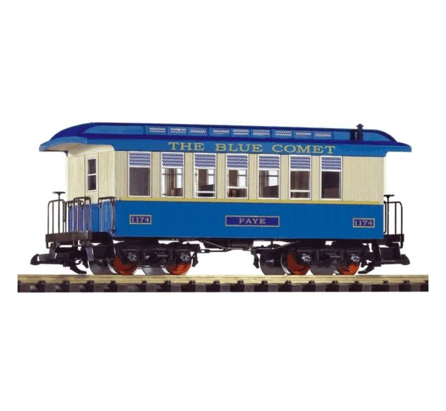 PIKO : G Blue Comet Coach