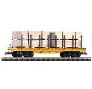 PIKO PIKO-38757 - PIKO : G UP Falt w/ Lumber Load