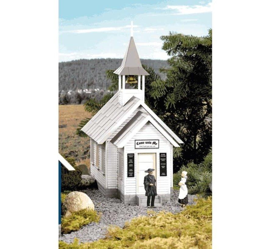 PIKO : G Wildwood Church Built-up